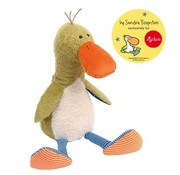 sigikid Soft Toy Silly Duck by Sandra Boynton