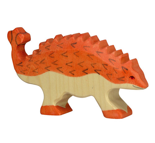 Holztiger Ankylosaurus 80341