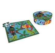 Scratch Puzzle Toucan Jungle