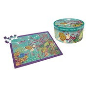 Scratch Puzzle Coral Reef