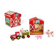 Scratch Play Box Farm 2 in 1