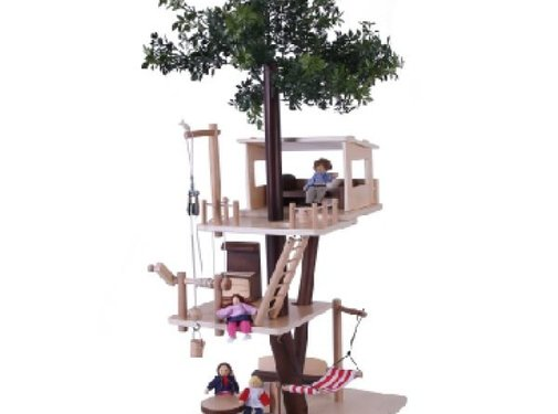 EverEarth Boomhuis Boomhut Hout