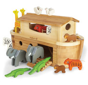 EverEarth Giant Noah's Ark Playset with 14 Animals