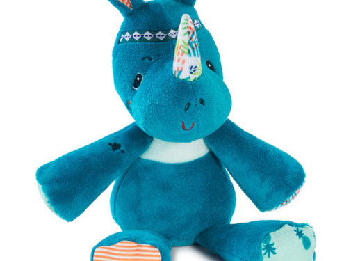 Lilliputiens Marius, cuddly rhino