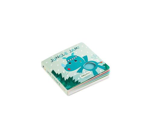 Lilliputiens Voelboek Jungle met Geluiden