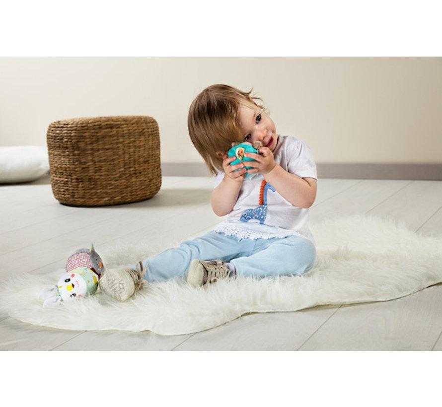 Knuffelspeelgoed Bosvormpjes Set