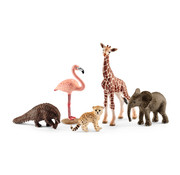 Schleich Assorted Wild Life animals 42388