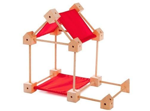 Trigonos Constructiespeelgoed Mini S 42 delig
