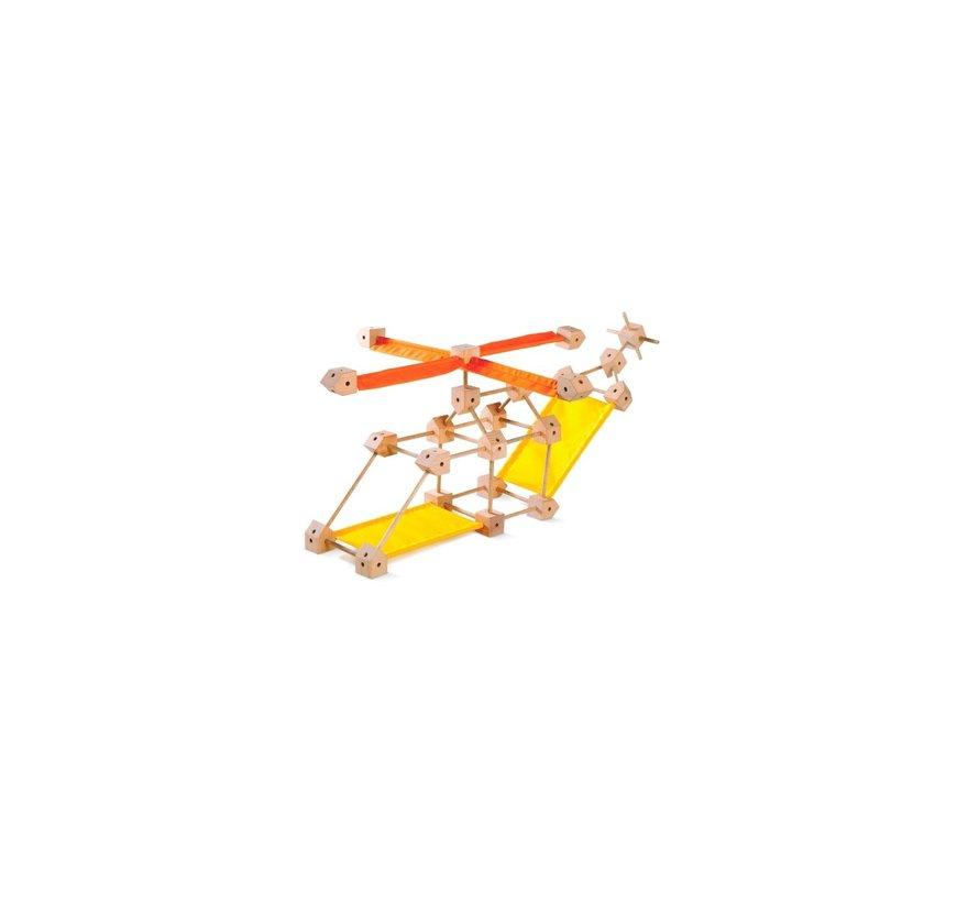 Constructiespeelgoed Mini L 130 delig