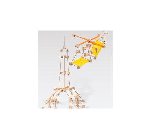 Trigonos Constructiespeelgoed Mini L 130 delig
