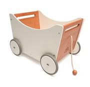 Kinderfeets Speelgoedwagen Toy Box Hout