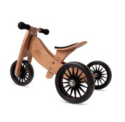 Kinderfeets Loopfiets Trike Tiny Tot PLUS Bamboo