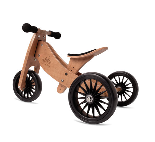 Kinderfeets Loopfiets Trike Tiny Tot PLUS Bamboo