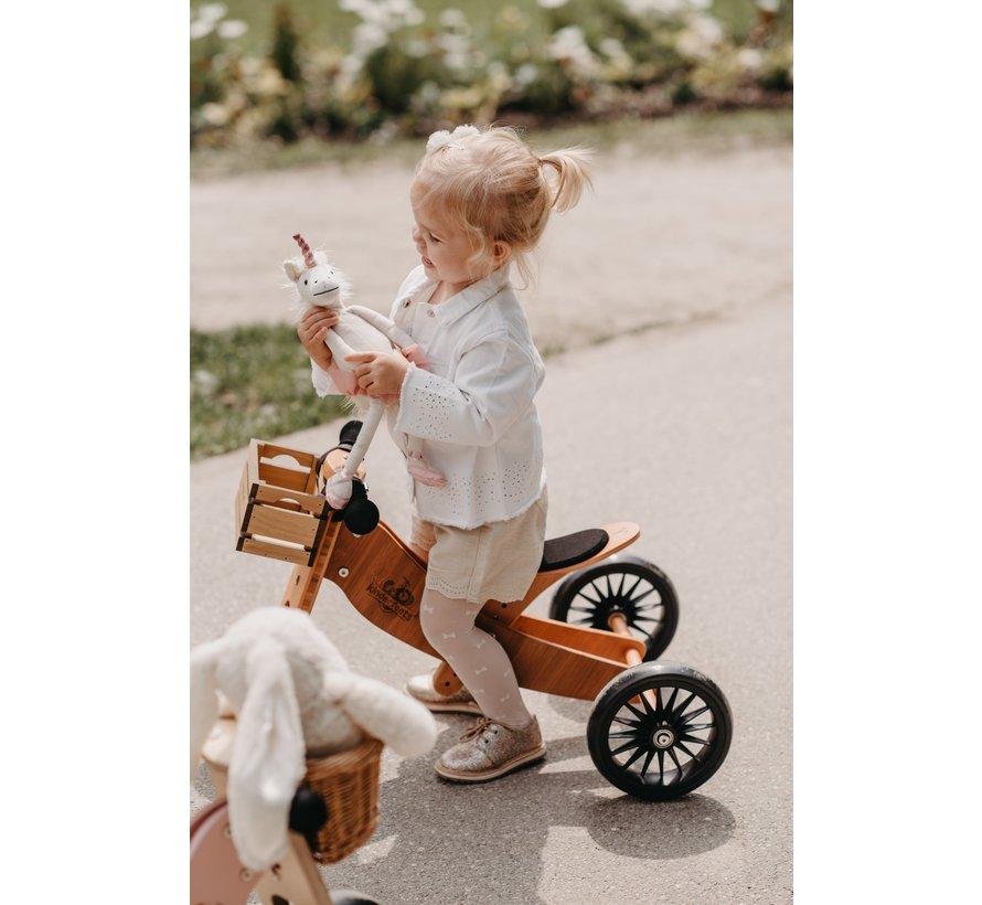 Loopfiets Trike Tiny Tot PLUS Bamboo