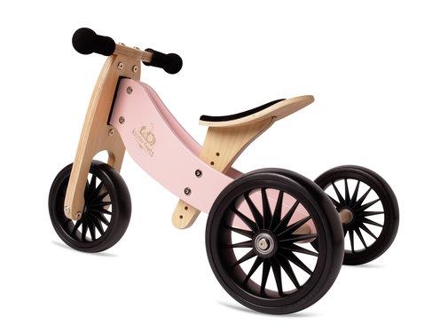 Kinderfeets Loopfiets Trike Tiny Tot PLUS Roze