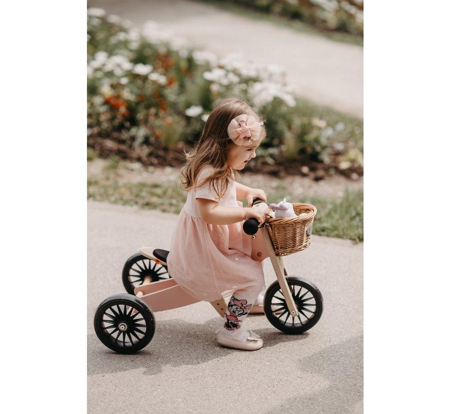 Loopfiets Trike Tiny Tot PLUS Roze