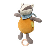 sigikid Organic Badger Muscial Toy