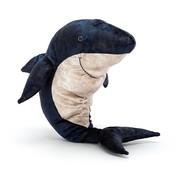 Jellycat Knuffel Haai Victor Great White Shark