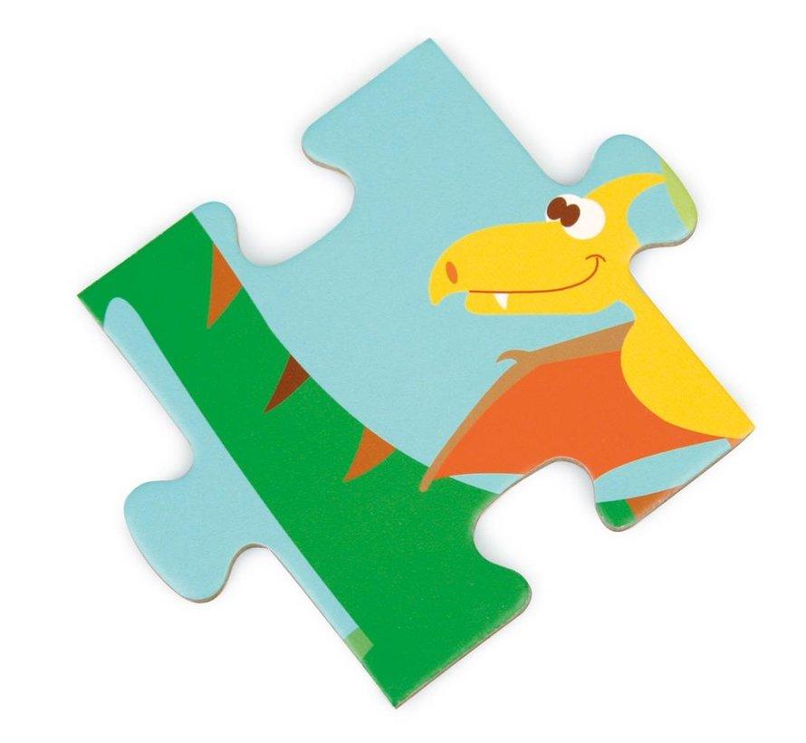 Puzzle Dino World