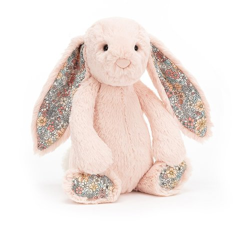 Jellycat Knuffel Konijn Blossom Blush Bunny Medium