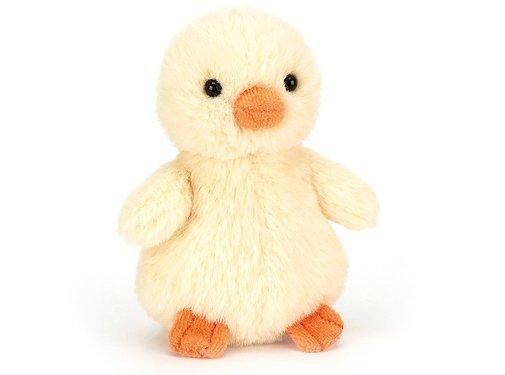 Jellycat Fluffy Yellow Chick