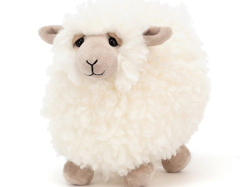 Jellycat Knuffel Schaap Rolbie Sheep Small