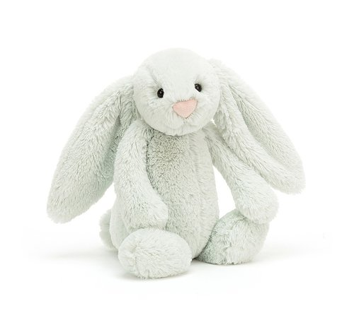 Jellycat Knuffel Konijn Bashful Seaspray Bunny Medium