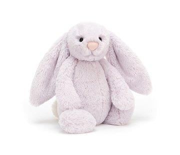 Jellycat Knuffel Konijn Bashful Lavender Bunny Medium
