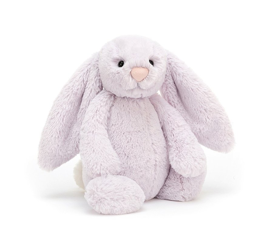 Knuffel Konijn Bashful Lavender Bunny Medium