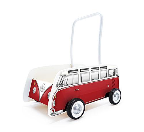 Hape Loopwagen Classic VW T1 Rood