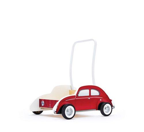 Hape Loopwagen VW Kever Rood