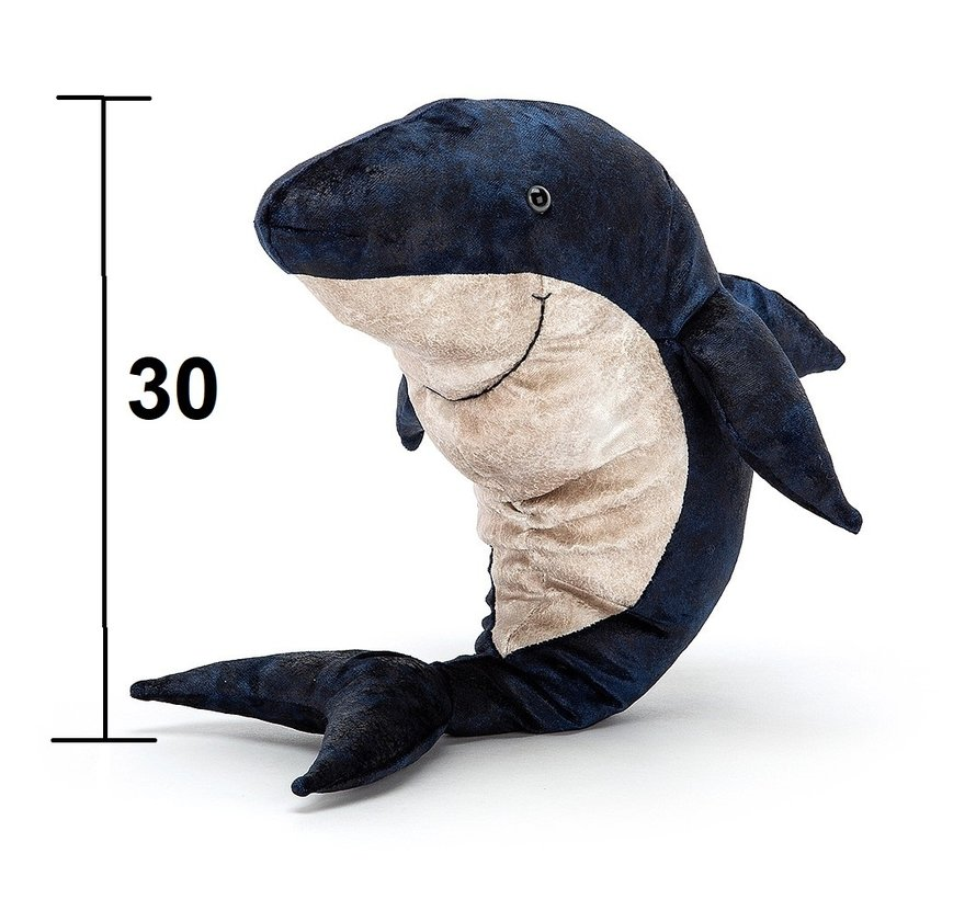 Cuddly Animal Victor Great White Shark
