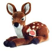 Hermann Teddy Knuffel Bambi Ree Liggend