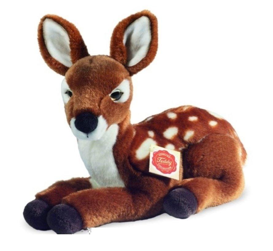Knuffel Bambi Ree Liggend