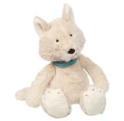 sigikid Soft white plush fox