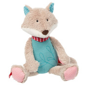 sigikid Knuffel Vos Patchwork Sweety