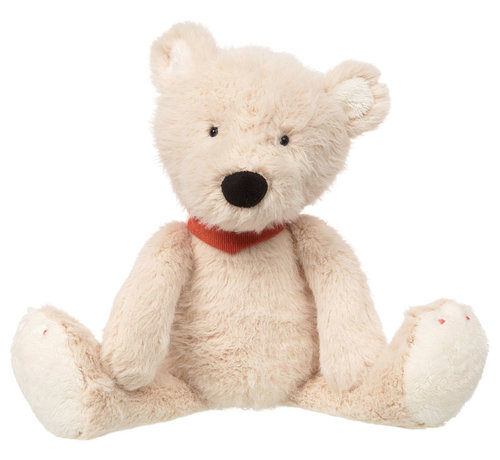 sigikid Soft white plush snowbear