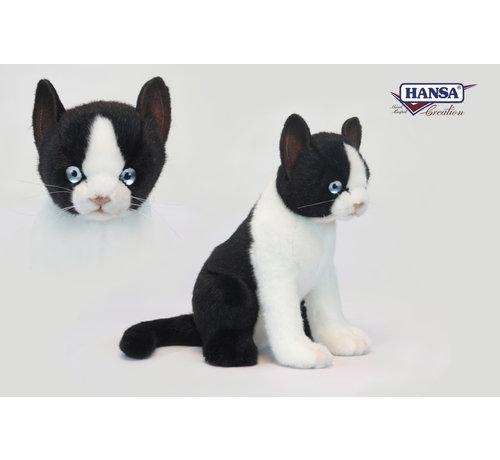 Hansa Cuddly Animal Felix the Cat 24 cm