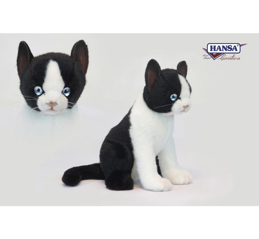 Knuffel Kat Felix de Kat