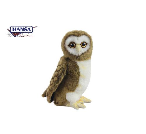Hansa Cuddly Animal Tawny Owl