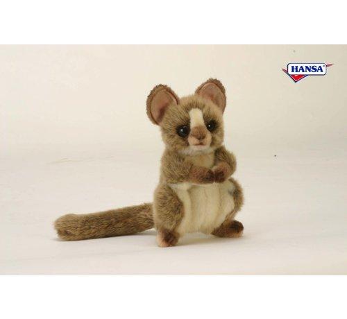 Hansa Cuddly Animal Tarsier with Turning Head
