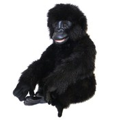 Hansa Cuddly Animal Gorilla Jointed