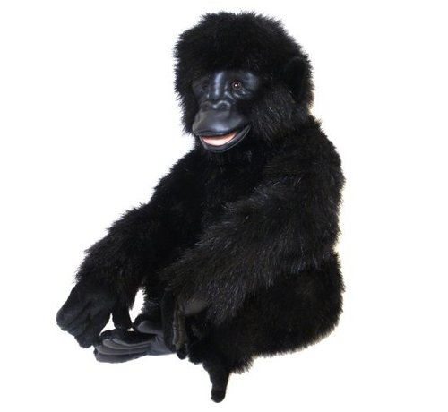 Hansa Cuddly Animal Gorilla Jointed