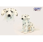 Hansa Cuddly Animal Dalmation Pup