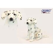 Hansa Knuffel Hond Dalmatiër Pup