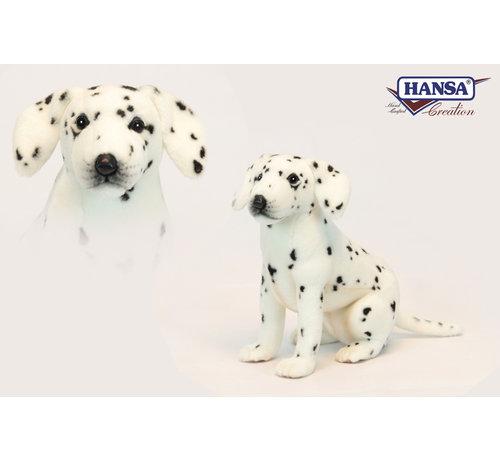 Hansa Cuddly Animal Dalmation Pup