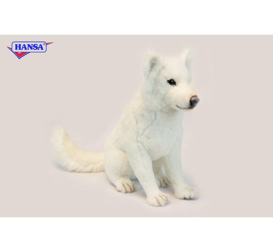 Cuddly Animal Hokkaido Dog Sitting