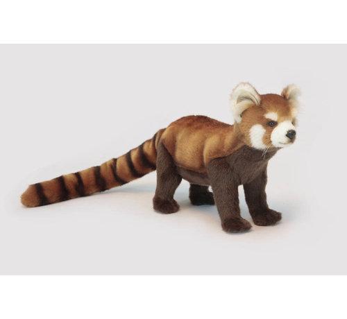 Hansa Cuddly Animal Red Panda Standing