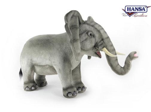 Hansa Stoolie Elephant Animal Seat
