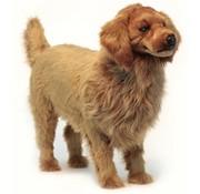 Hansa Knuffel Stoel Hond Golden Retriever